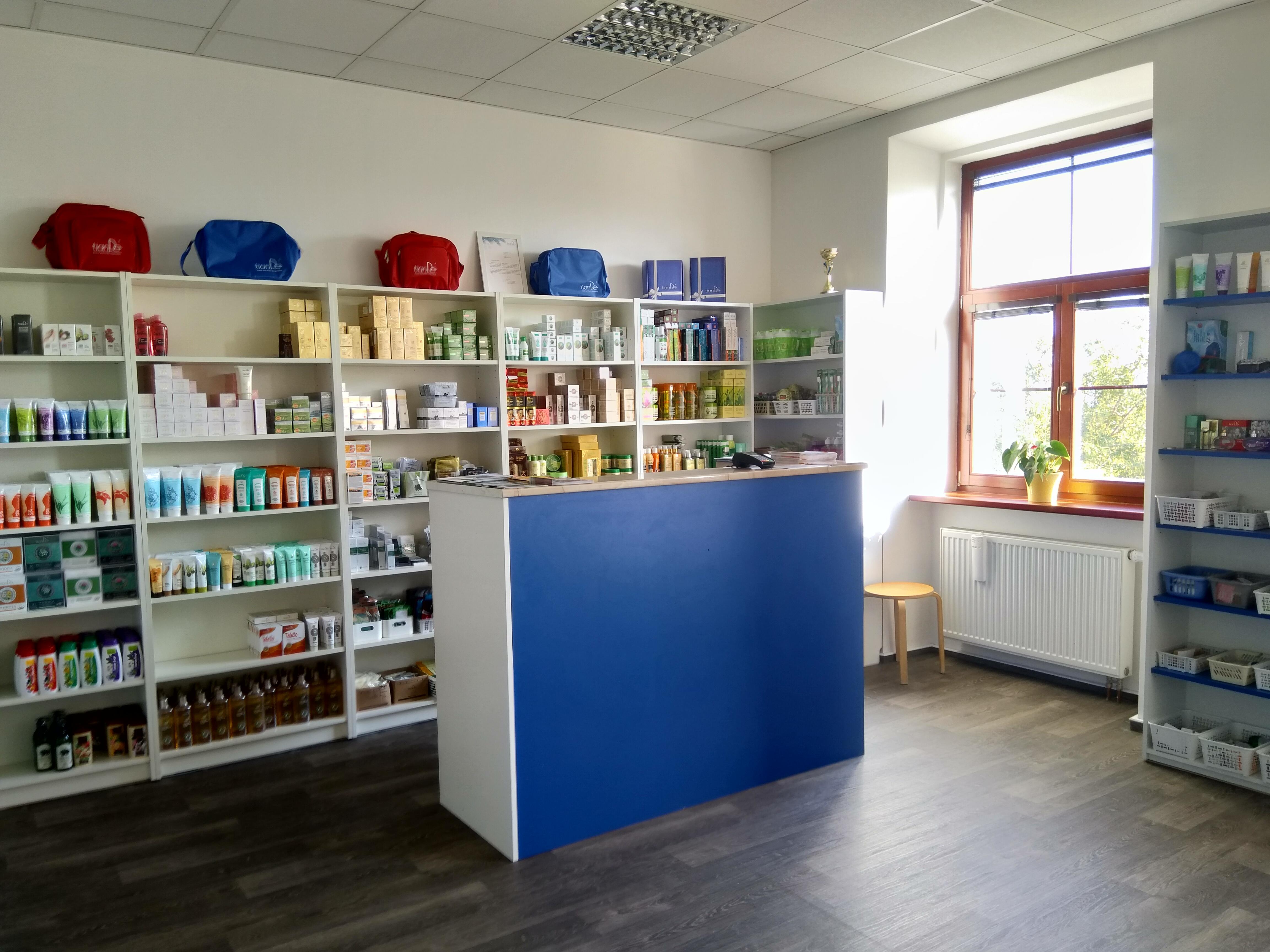 Servisní centrum a prodejna tianDe Brno